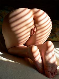 Сочные зрелые попки женщин