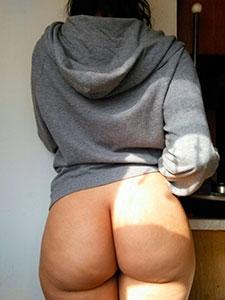 Домашние фото голых попок
