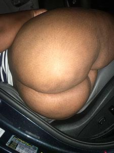 Большие черные попки голых негритянок